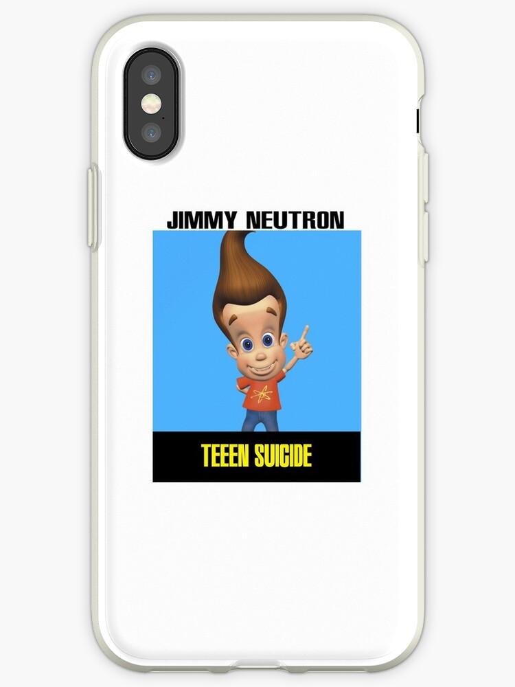 Teen Suicide: Jimmy Neutron \