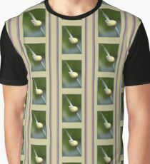 World Of Garlic Graphic T-Shirt