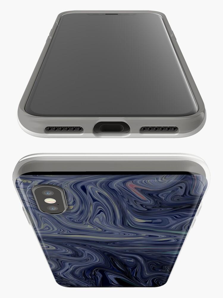 Alternate view of Haze iPhone Case