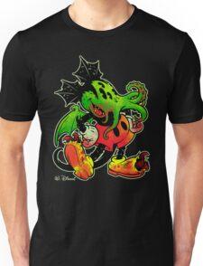 MICKHULHU MOUSE (color) T-Shirt