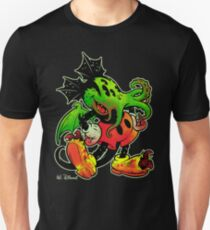 MICKHULHU MOUSE (color) Unisex T-Shirt