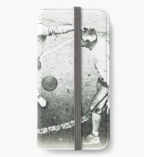 Вasketball dancer iPhone Wallet/Case/Skin