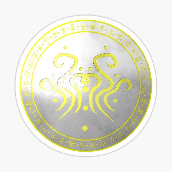 Sigil of air Sticker