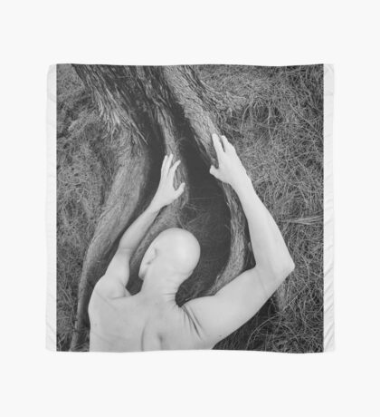 Man and tree Scarf