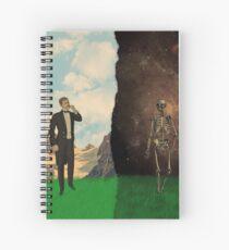 Parallel Universe Spiral Notebook