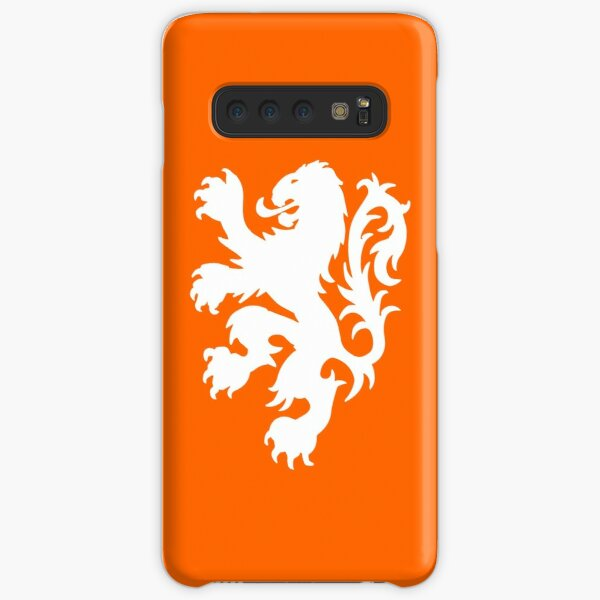 Koningsdag Leeuw - King's Day Netherlands Celebration Nederland Samsung Galaxy Snap Case