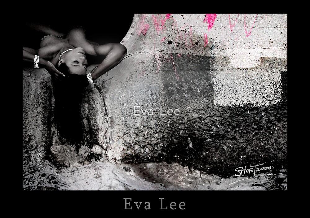 Pink Concrete by Eva  Lee