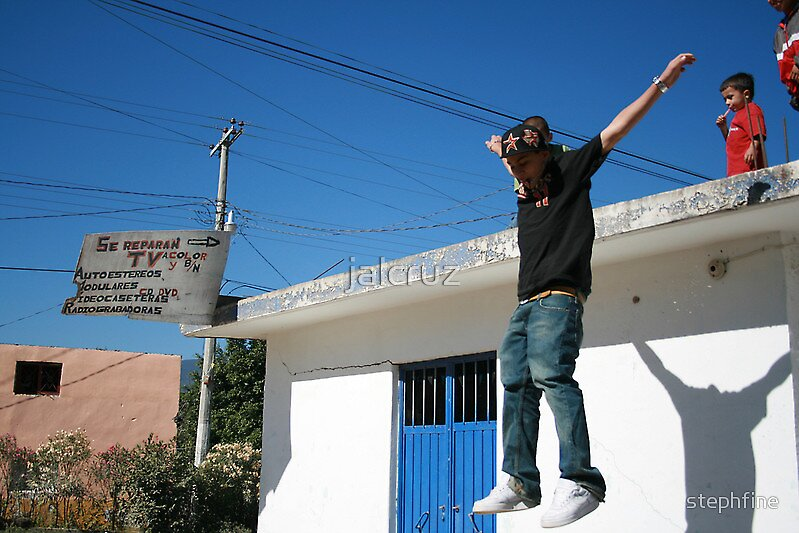 The Jump by jalcruz