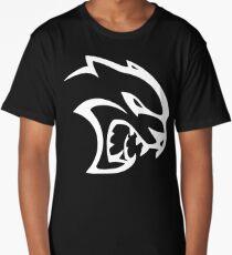 hellcat logo Long T-Shirt