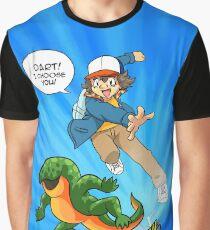 DART! I CHOOSE YOU! Graphic T-Shirt
