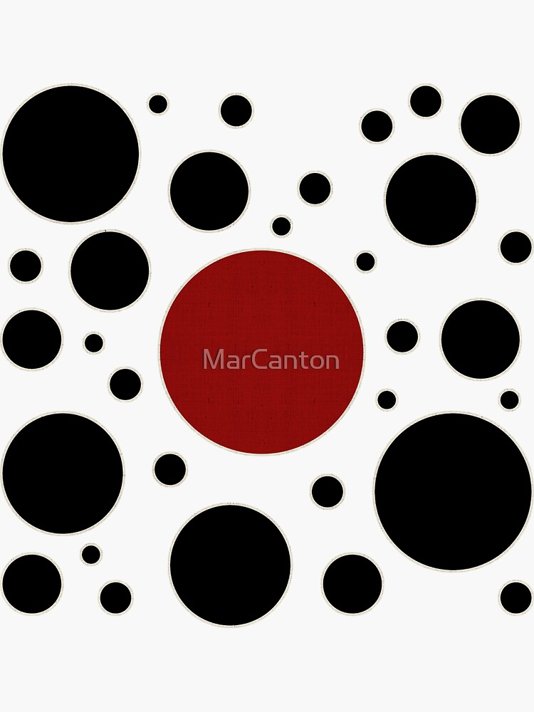 """""""Abstract Japanese Cow""""  by MarCanton"""
