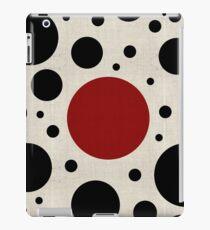 """Vinilo o funda para iPad """"Abstract Japanese Cow"""""""