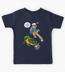DART! I CHOOSE YOU! Kids Clothes