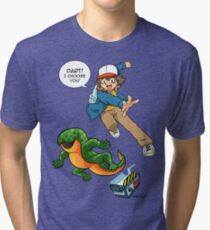 670914b4e7 Camiseta de tejido mixto ¡DARDO! ¡TE ESCOJO A TI!