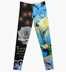 The Illuminatrix- The Goddess Trinity, Part 2 Leggings