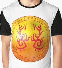 Sigil of fire Graphic T-Shirt