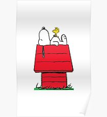 Snoopy (Charlie Brown) Poster