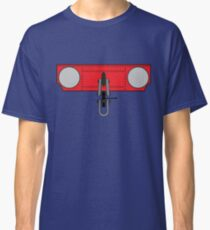 Locomotive Bufferbeam  Classic T-Shirt