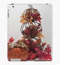Happy Thanksgiving! iPad Case/Skin