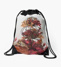 Happy Thanksgiving! Drawstring Bag