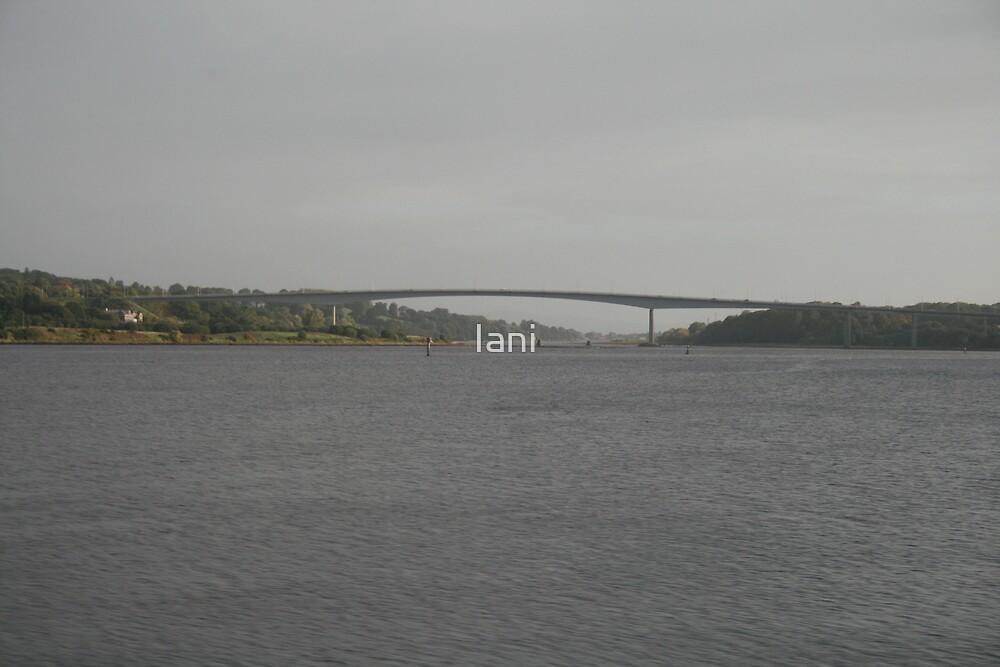 Bridge across The River Foyle by Iani