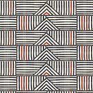 Abstract pattern 3 by Anastasiia Kucherenko
