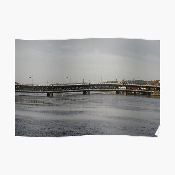 Double decker bridge Poster