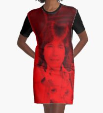 David Cassidy - Celebrity Graphic T-Shirt Dress
