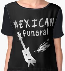 Mexican Funeral Dirk Gently's inspired design Chiffon Top
