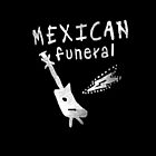 Mexican Funeral Dirk Gently's inspired design by bubivisualarts