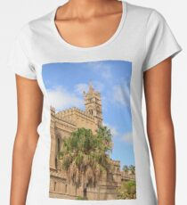 Palermo Cathedral Women's Premium T-Shirt