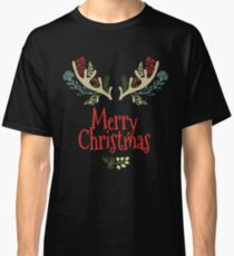 Merry Christmas Tshirt Classic T-Shirt