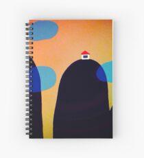 Dream House Spiral Notebook