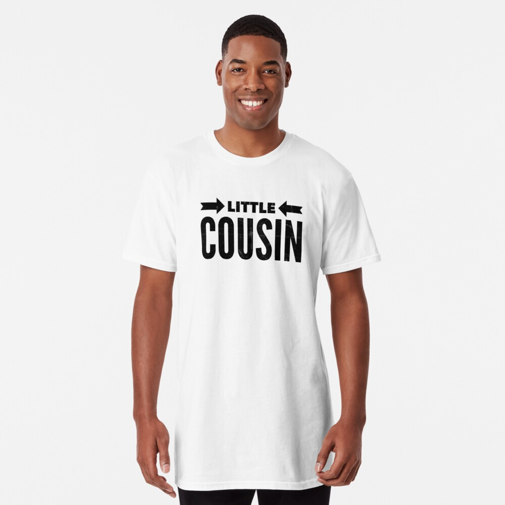 Cousin Crew Women V-Neck Short Sleeve T-Shirt