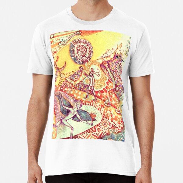 Primavera-Verano Camiseta premium