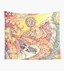 Primavera-Verano Wall Tapestry