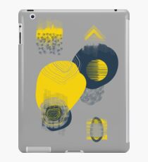 Colour and pattern - Abstract 2 iPad Case/Skin
