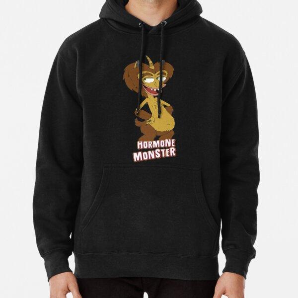Oasisocean Sweatshirt for Women Girls Sweet Cute Finger Heart Love You Hip Hop Hoodie Long Sleeve Pullover Tops Blouse