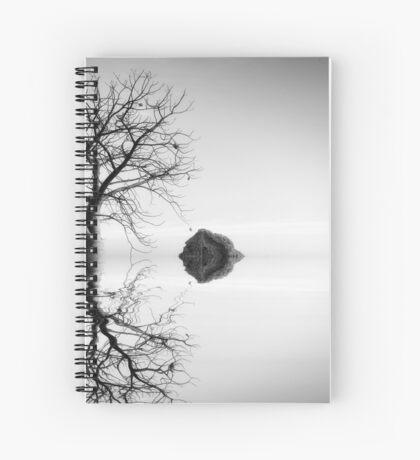 Rising water..... Spiral Notebook