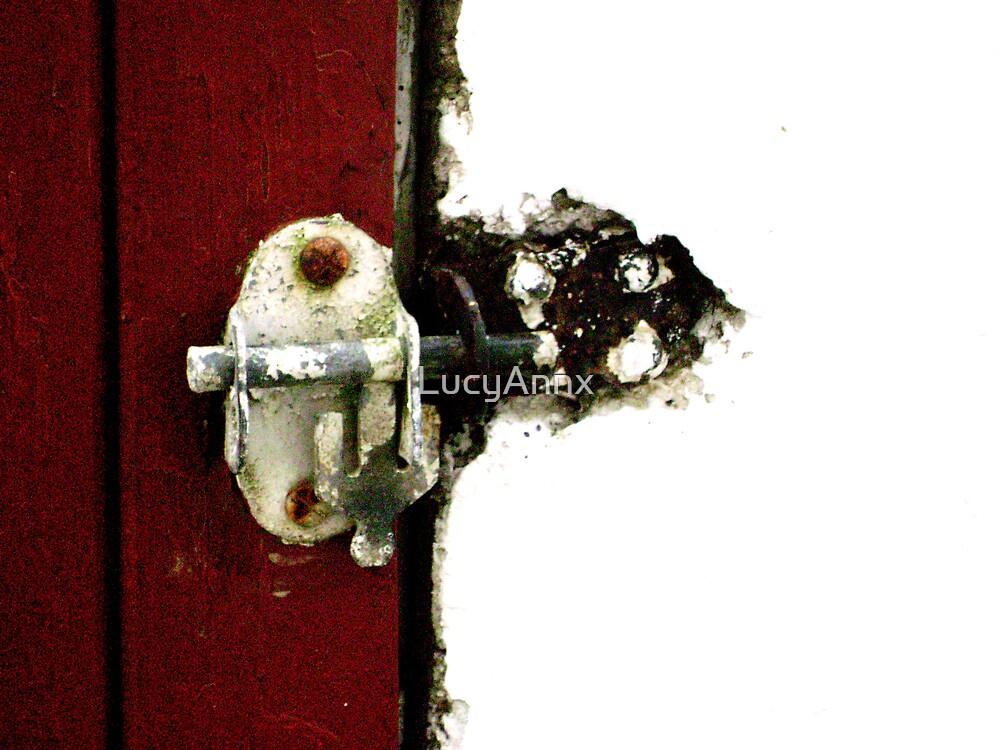 Lock by LucyAnnx