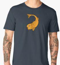 Koi Pond Pattern Men's Premium T-Shirt