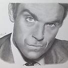 Robbie Williams by Karen Townsend