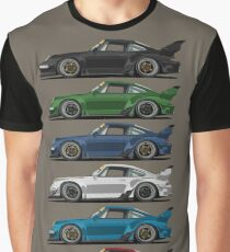 911 s Graphic T-Shirt