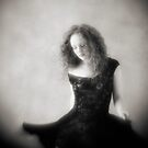 Ivory dancer by Mel Brackstone