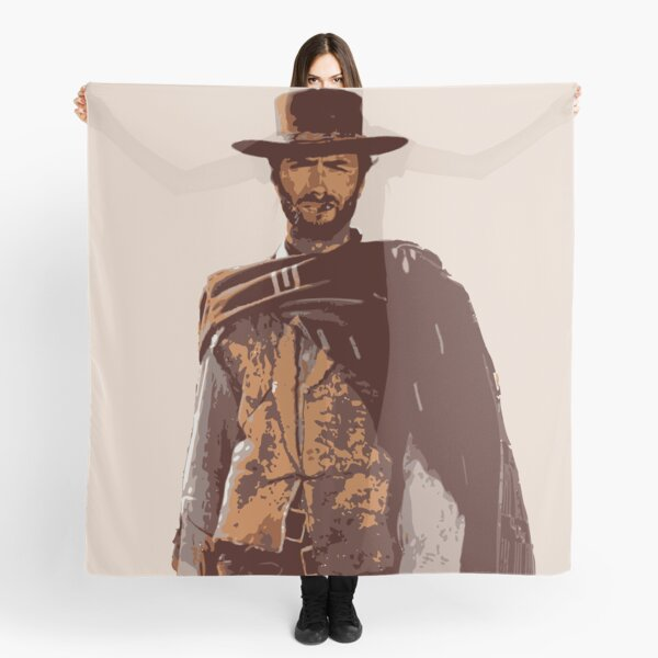 Clint Eastwood Scarf