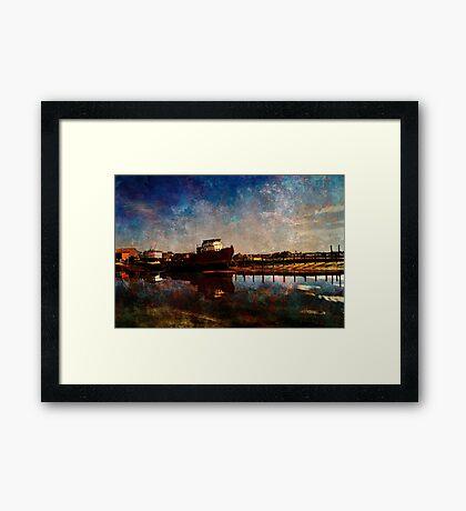 Bridport  Framed Print