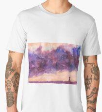 Watching the universe Men's Premium T-Shirt