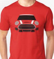 White MINImalism Unisex T-Shirt
