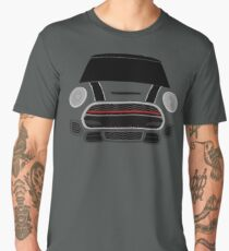 Red italian Job Men's Premium T-Shirt