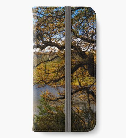 The beautiful Fagus iPhone Wallet
